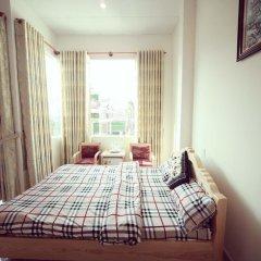 Отель Dalat View Homestay Далат комната для гостей фото 5