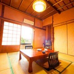 Отель Ryokan Kiraku Беппу комната для гостей фото 5