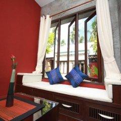 Отель Samui Heritage Resort балкон