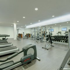 Tivoli Lisboa Hotel фитнесс-зал