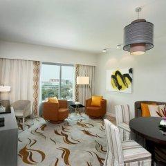 Отель Hilton Capital Grand Abu Dhabi 5* Люкс с различными типами кроватей