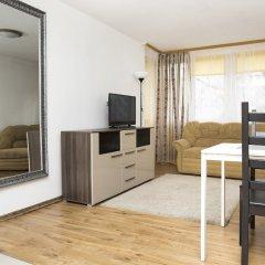 Отель Hosapartments City Center Польша, Варшава - 2 отзыва об отеле, цены и фото номеров - забронировать отель Hosapartments City Center онлайн комната для гостей фото 6