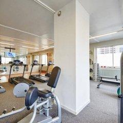 The President - Brussels Hotel фитнесс-зал фото 4