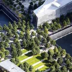 Отель Courtyard New York Downtown Manhattan/World Trade Center парковка