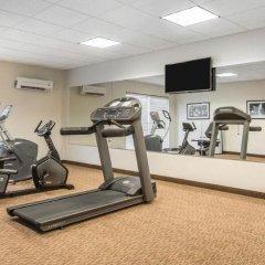 Отель extend a suites фитнесс-зал фото 2