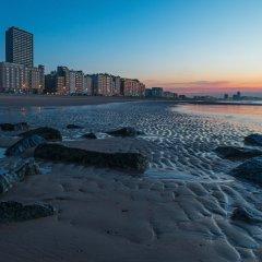 Отель Mercure Oostende Бельгия, Остенде - 1 отзыв об отеле, цены и фото номеров - забронировать отель Mercure Oostende онлайн пляж