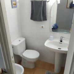 Отель SanSebastianForYou Behera Apartment Испания, Сан-Себастьян - отзывы, цены и фото номеров - забронировать отель SanSebastianForYou Behera Apartment онлайн ванная