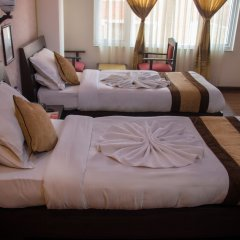 Отель Alpine Hotel & Apartment Непал, Катманду - отзывы, цены и фото номеров - забронировать отель Alpine Hotel & Apartment онлайн комната для гостей фото 2