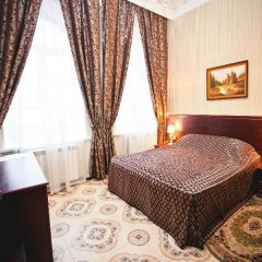 Гостиница Никитин 4* Стандартный номер с двуспальной кроватью фото 12