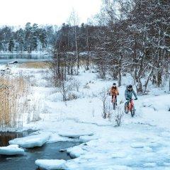 Отель Lapland Hotels Bulevardi спортивное сооружение
