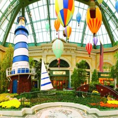 Отель Bellagio детские мероприятия