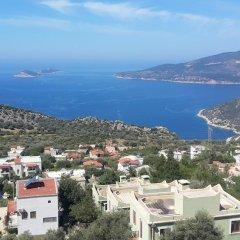 Kalkan Village Турция, Патара - отзывы, цены и фото номеров - забронировать отель Kalkan Village онлайн пляж
