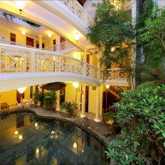 Thanh Van 1 Hotel бассейн фото 2