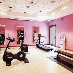 Отель Mercure San Biagio Генуя фитнесс-зал
