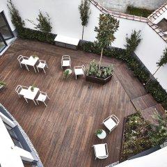 Hygge Hotel балкон