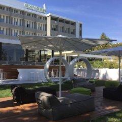 Отель Oxygen Lifestyle Helvetia Parco Римини гостиничный бар