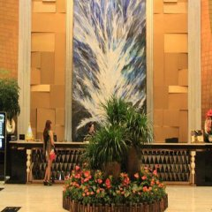 Отель Guangzhou Zhengjia Hotel Китай, Гуанчжоу - отзывы, цены и фото номеров - забронировать отель Guangzhou Zhengjia Hotel онлайн интерьер отеля фото 2