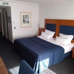 Hotel Erzgiesserei Europe сейф в номере