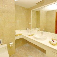 Green World Hotel Nha Trang Нячанг ванная фото 2
