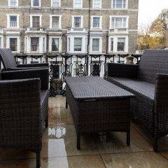 Отель Amazing Chelsea Flat With Stunning Balcony Великобритания, Лондон - отзывы, цены и фото номеров - забронировать отель Amazing Chelsea Flat With Stunning Balcony онлайн балкон