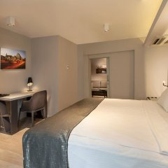 Smart Hotel Izmir комната для гостей фото 4