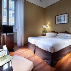 Exe Hotel Della Torre Argentina Рим комната для гостей фото 3