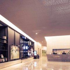 Отель Mercure Ambassador Seoul Gangnam Sodowe интерьер отеля фото 3