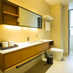 JI Hotel Dalian Xi'an Road Branch(Previous: JI Hotel Dalian Huanghe Road Branch) в номере
