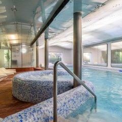 Отель Eurostars Hotel Real Испания, Сантандер - отзывы, цены и фото номеров - забронировать отель Eurostars Hotel Real онлайн бассейн фото 2