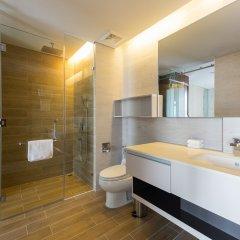 Отель SILA Urban Living Вьетнам, Хошимин - отзывы, цены и фото номеров - забронировать отель SILA Urban Living онлайн ванная фото 2