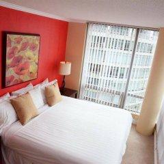 Отель Vancouver Extended Stay Канада, Ванкувер - отзывы, цены и фото номеров - забронировать отель Vancouver Extended Stay онлайн комната для гостей фото 5