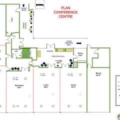 Отель Ramada Encore Geneva Швейцария, Ланси - 1 отзыв об отеле, цены и фото номеров - забронировать отель Ramada Encore Geneva онлайн интерьер отеля фото 2