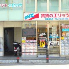 Отель Elitz INN Shijo Karasuma банкомат