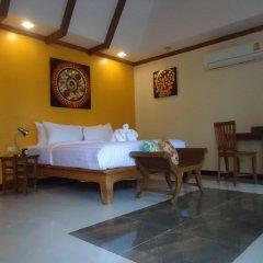 Отель Villa Angelica Phuket - Baan Malinee комната для гостей