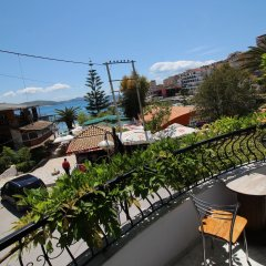 Hotel Cakalli балкон
