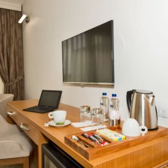 Отель Mien Suites Istanbul удобства в номере фото 2