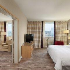 Отель Hilton Sofia комната для гостей фото 5