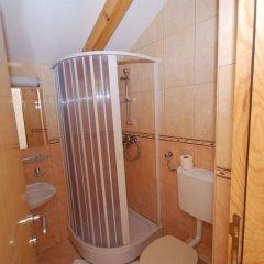 Отель Springs Черногория, Будва - отзывы, цены и фото номеров - забронировать отель Springs онлайн ванная фото 2