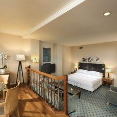 Отель Hilton Dresden комната для гостей фото 2
