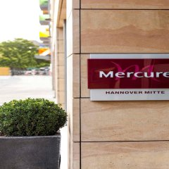 Mercure Hotel Hannover Mitte фото 6