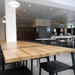 Отель Génération Europe Youth Hostel Бельгия, Брюссель - 2 отзыва об отеле, цены и фото номеров - забронировать отель Génération Europe Youth Hostel онлайн питание