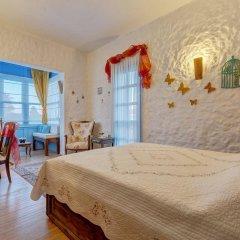 Lale Lodge Hotel Чешме комната для гостей фото 3