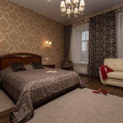 Бутик отель Рождественский Дворик Нижний Новгород комната для гостей