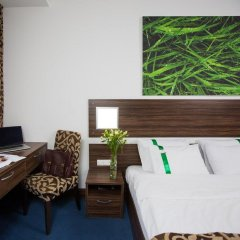 Президент Отель 4* Стандартный номер с различными типами кроватей фото 22