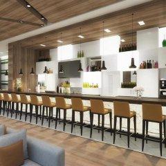 Отель Hilton Garden Inn Ufa Riverside Уфа гостиничный бар