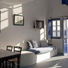 Отель Ikies Traditional Houses Греция, Остров Санторини - 1 отзыв об отеле, цены и фото номеров - забронировать отель Ikies Traditional Houses онлайн интерьер отеля фото 3