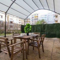 Отель The Sunny Patio 1-BR -Terrace Beach Франция, Ницца - отзывы, цены и фото номеров - забронировать отель The Sunny Patio 1-BR -Terrace Beach онлайн