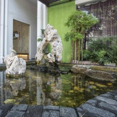 Отель De Garden Hotel, Butterworth Малайзия, Баттерворт - отзывы, цены и фото номеров - забронировать отель De Garden Hotel, Butterworth онлайн бассейн