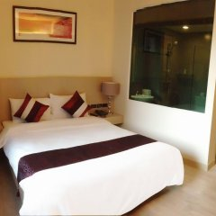 Отель Icheck Inn Nana Бангкок комната для гостей фото 3