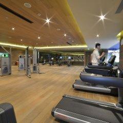 Hotel Equatorial Shanghai фитнесс-зал фото 4